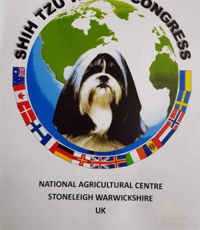 Первый международный симпозиум ши-тцу Бермингем Англия.